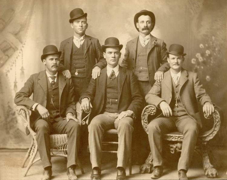 American Myths Cowboy