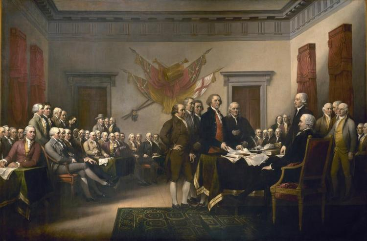 The Messy History Of Who Actually Wrote The Declaration Of Independence