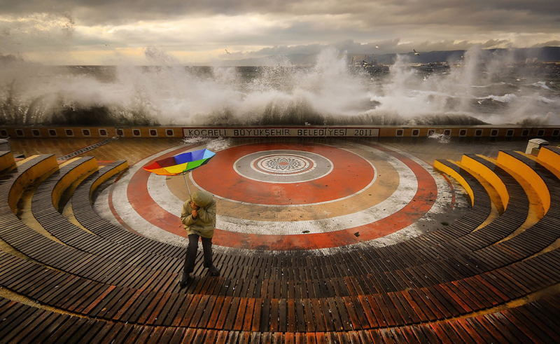 Nat Geo Photo Contest Turkey Waves