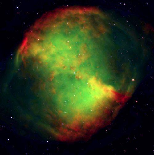 Nebulae Photos Dumbbell