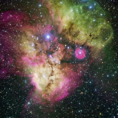 NGC Nebula