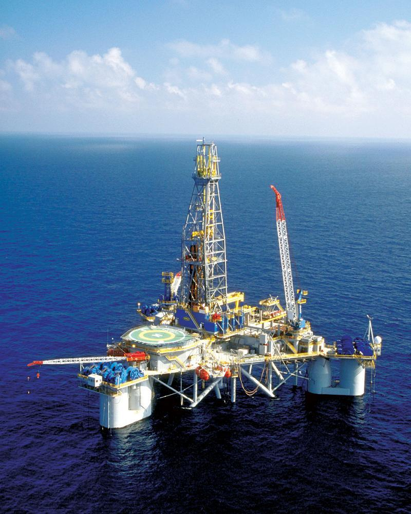 Oil Production Business Platform