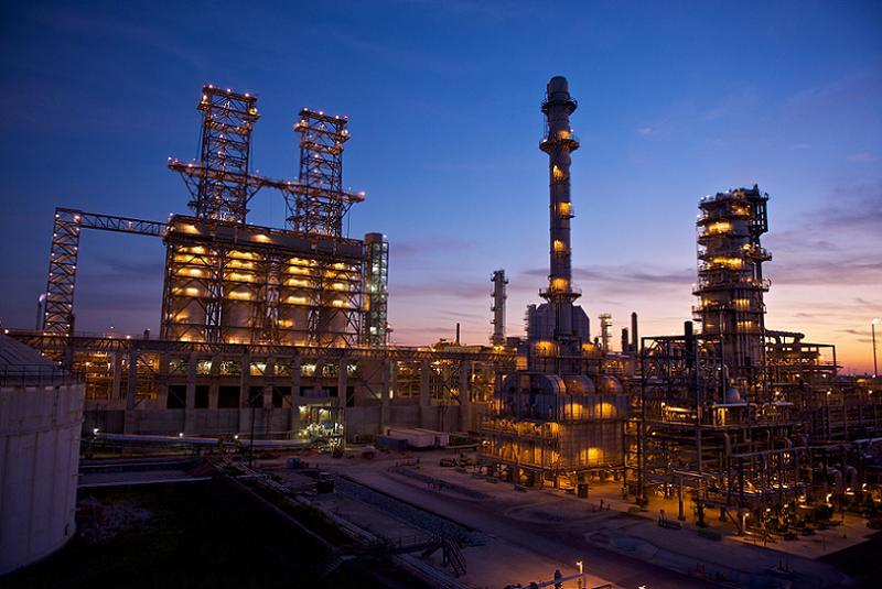 Oil Production Business Mexico Refinery