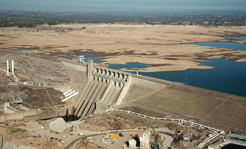 California Drought Most Powerful Photos of 2014