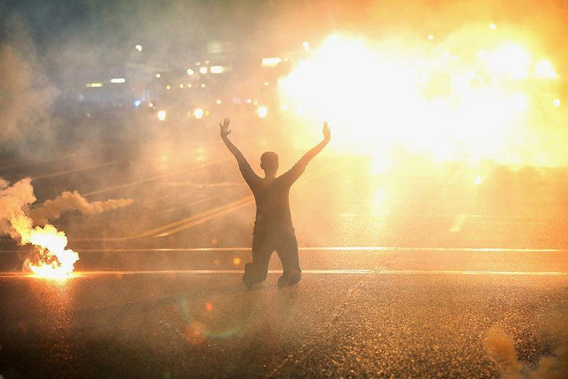 2014 Powerful Ferguson Protests