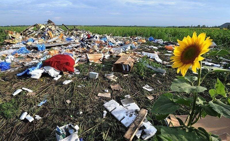 MH17 Crash Powerful Photos of 2014