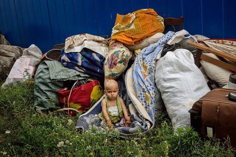 Powerful Photos Romanian Child