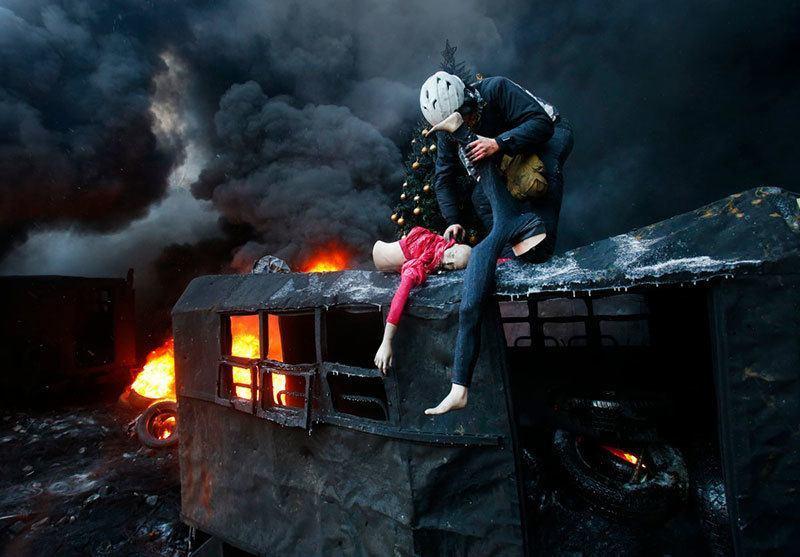 Pro-Russian Riots 2014