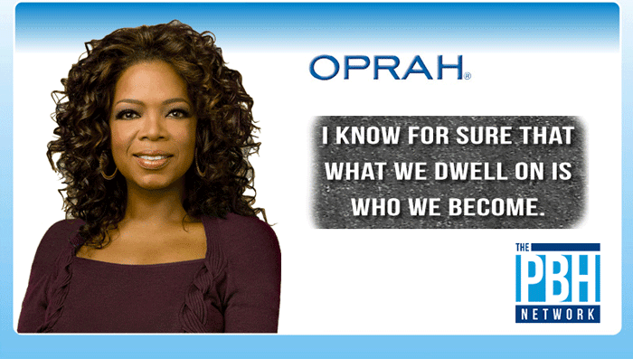 Quotes To Live By Oprah