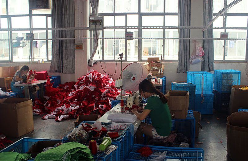 Real Santa's Workshop Yiwu