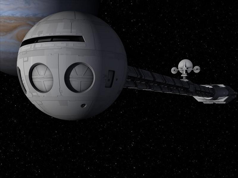 Sci Fi Movie Blunders 2001 Spaceship