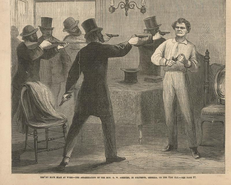 Jim Crow Ashburn Murder