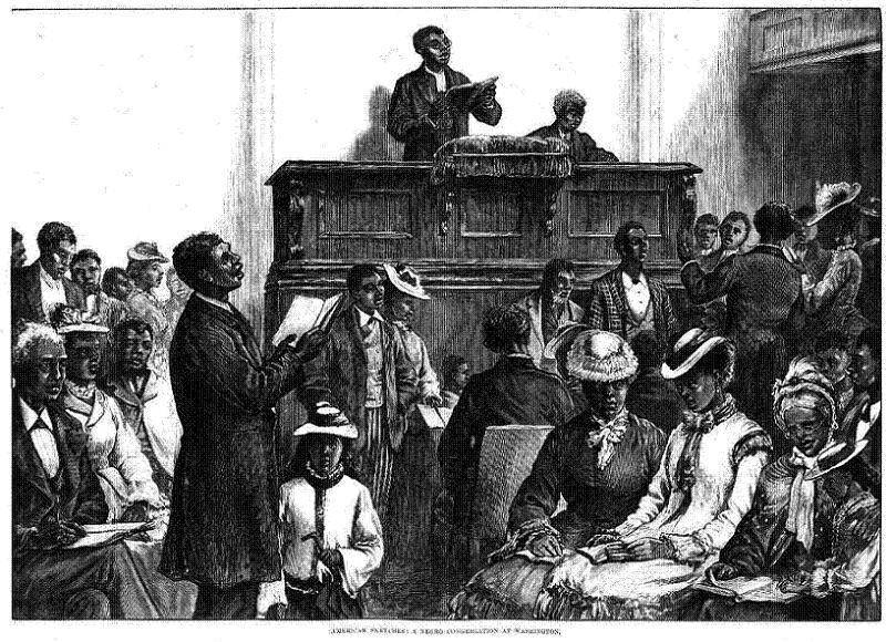 Jim Crow Black Legislature