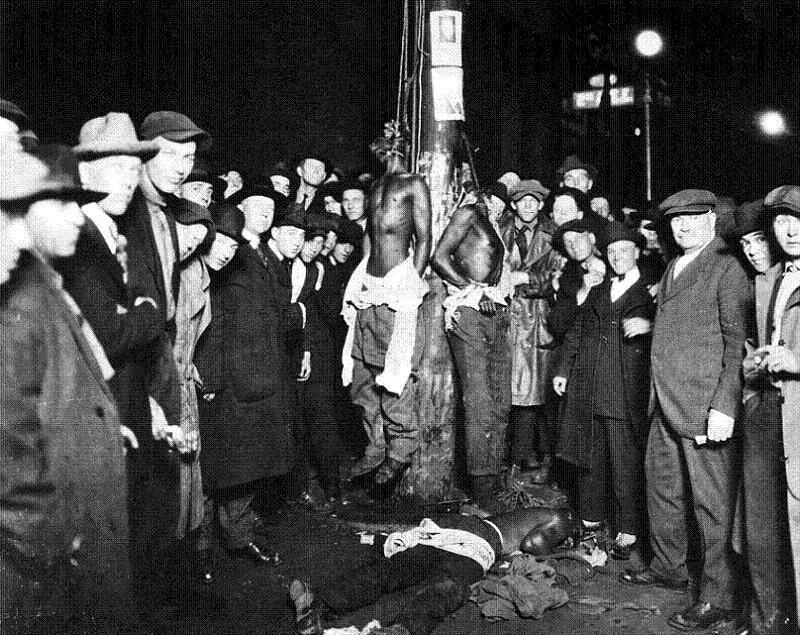 Jim Crow Duluth Lynching