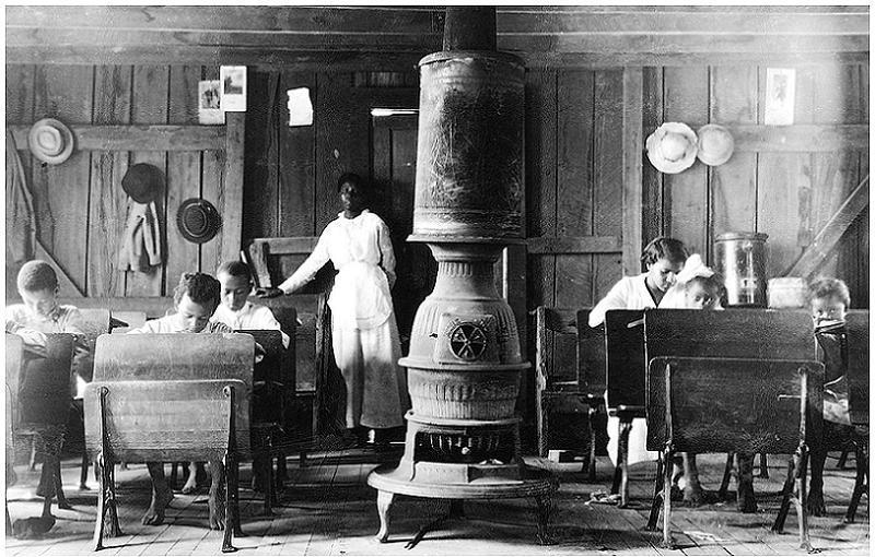 Jim Crow Freedman's School
