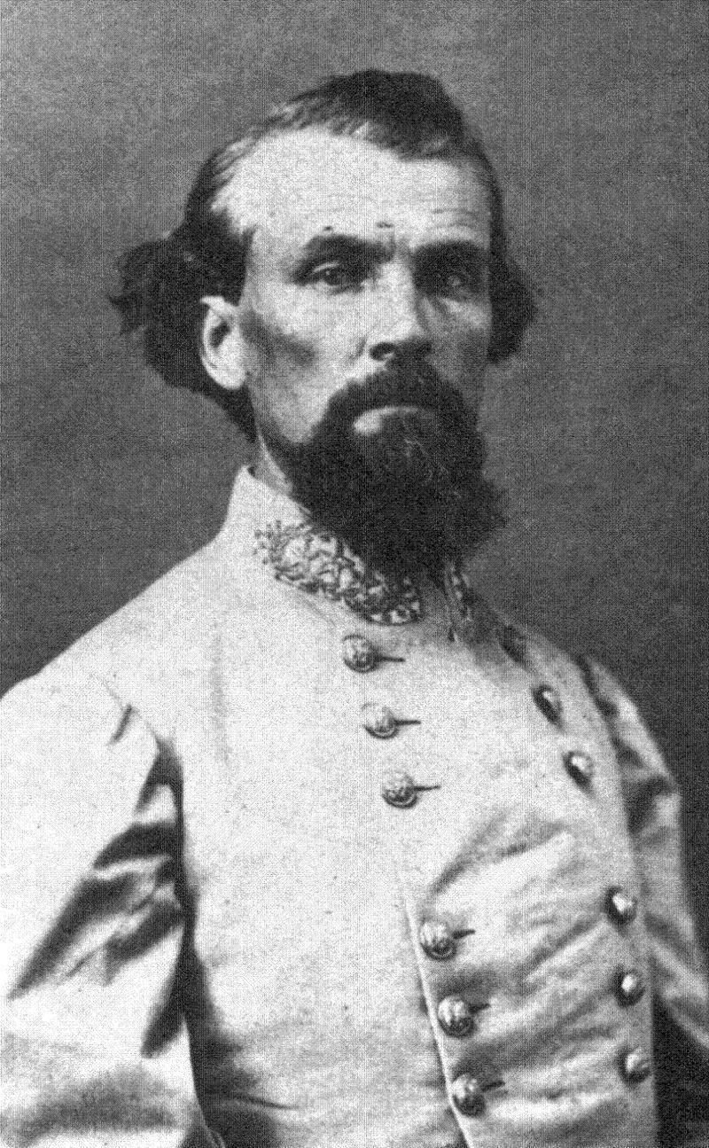 Jim Crow Nathan Bedford Forrest