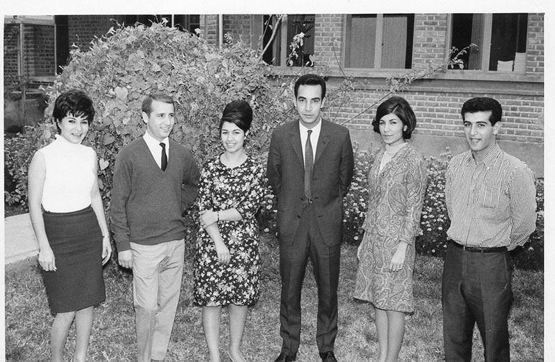 Shah Iran Family