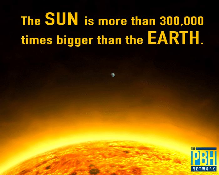 Space Facts Sun