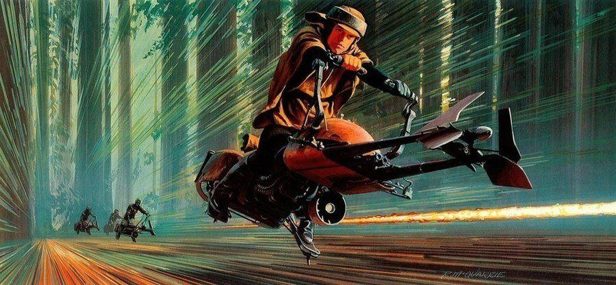 Ralph McQuarrie Chase