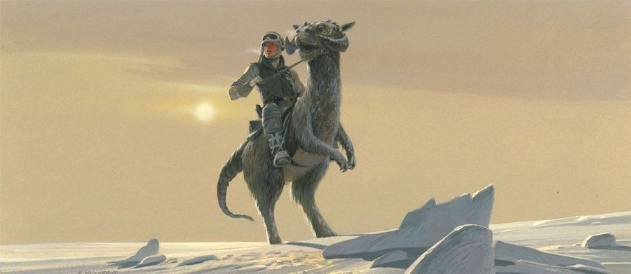 Concept Art For Star Wars