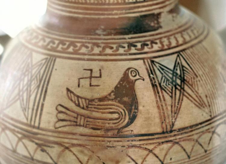 Swastikas Bird