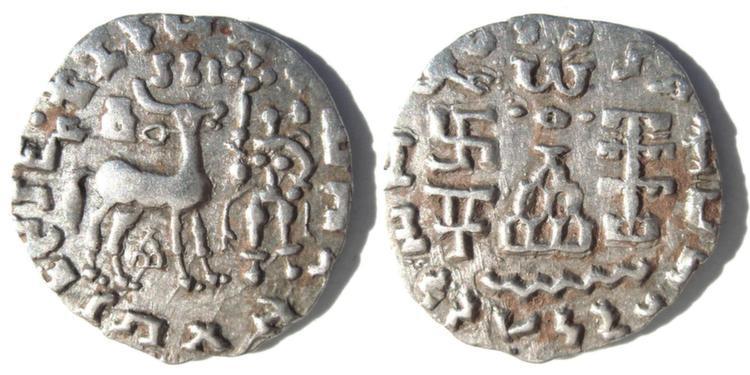 Swastikas Coin India
