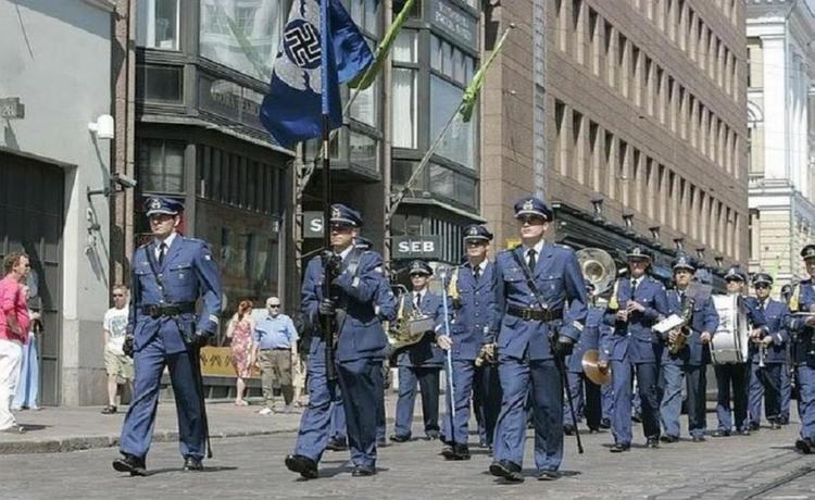 Swastikas Finnish