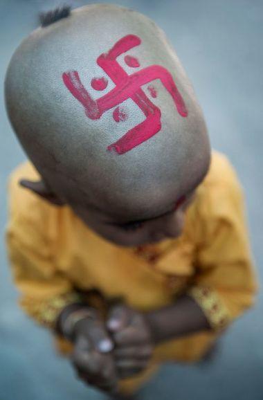 Swastikas Head
