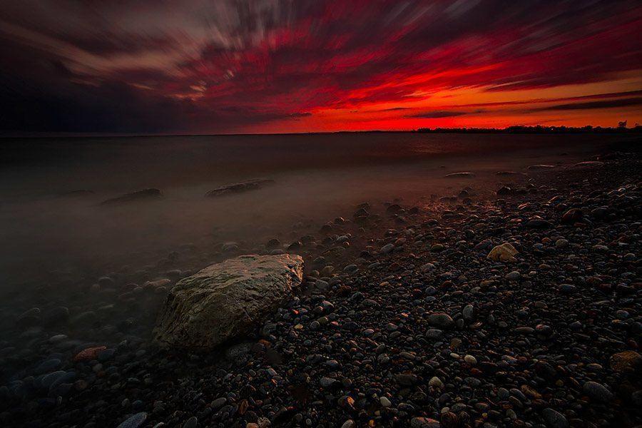 Timothy Corbin Fire Clouds