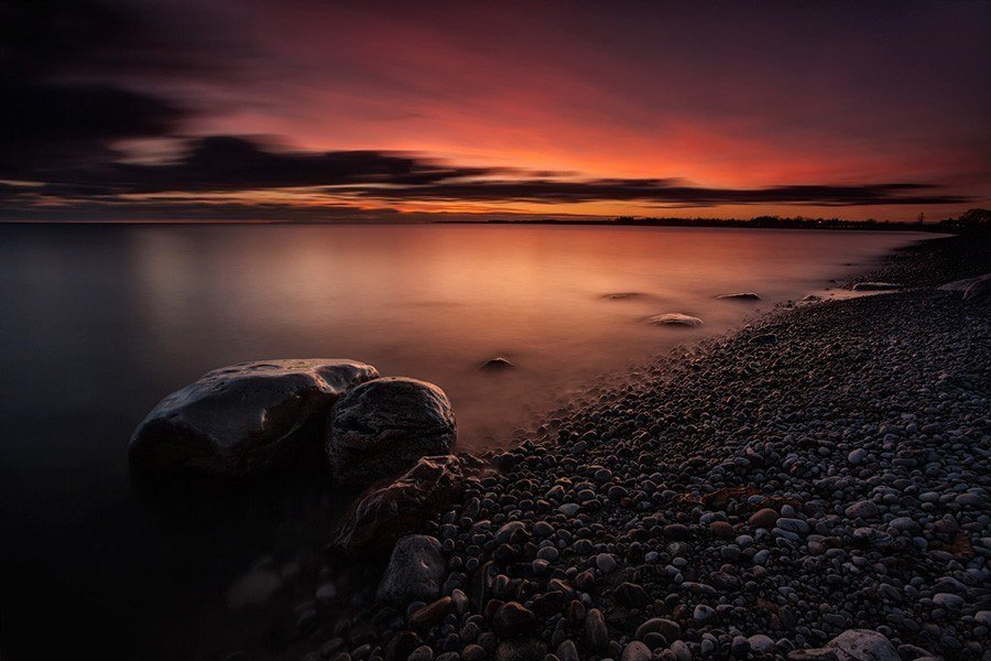 Timothy Corbin Sunset