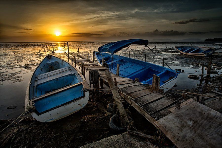 Timothy Corbin Boats