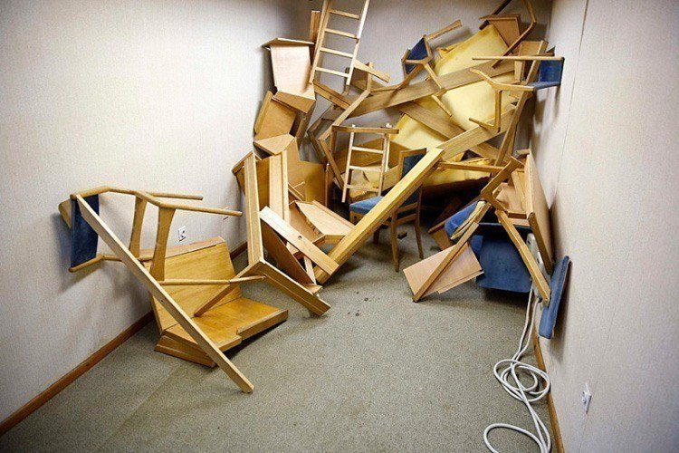 Broken Furniture