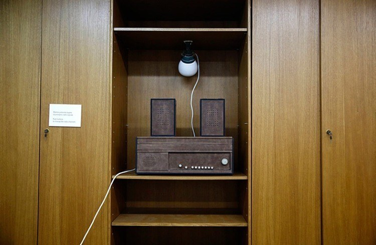 1950s Bunker Music