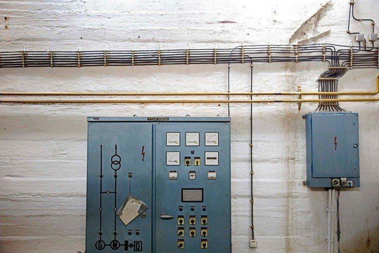 1950s Bunker Generator Clutch