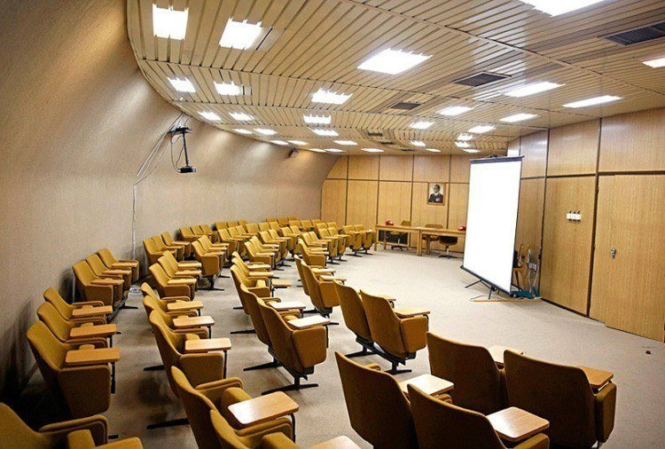 1950s Bunker Meeting Room