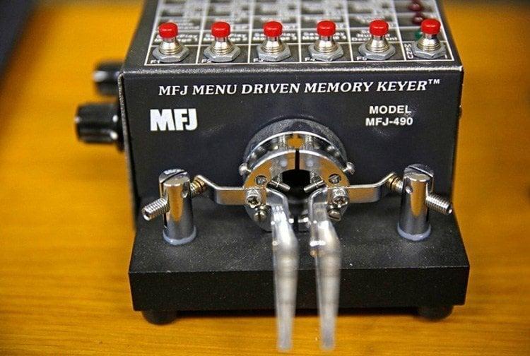1950s Bunker Morse Code