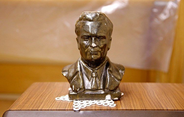 1950s Bunker Tito Bust