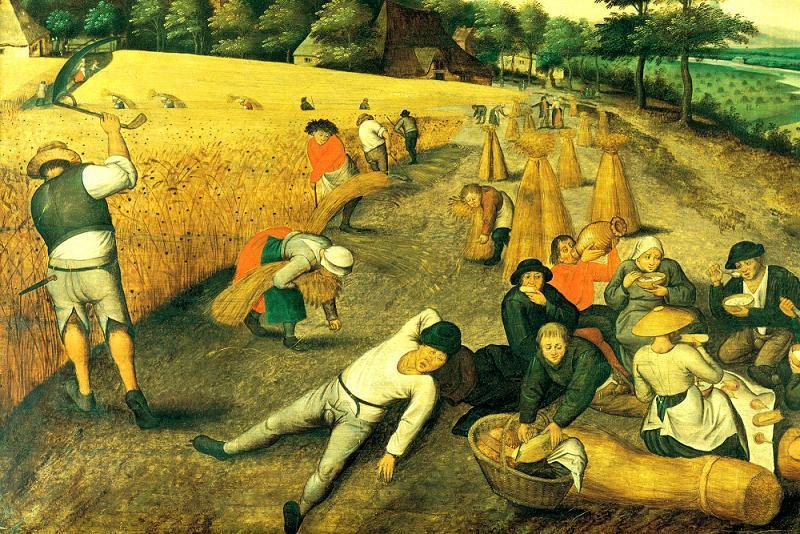 Saint Veronica Bruegel