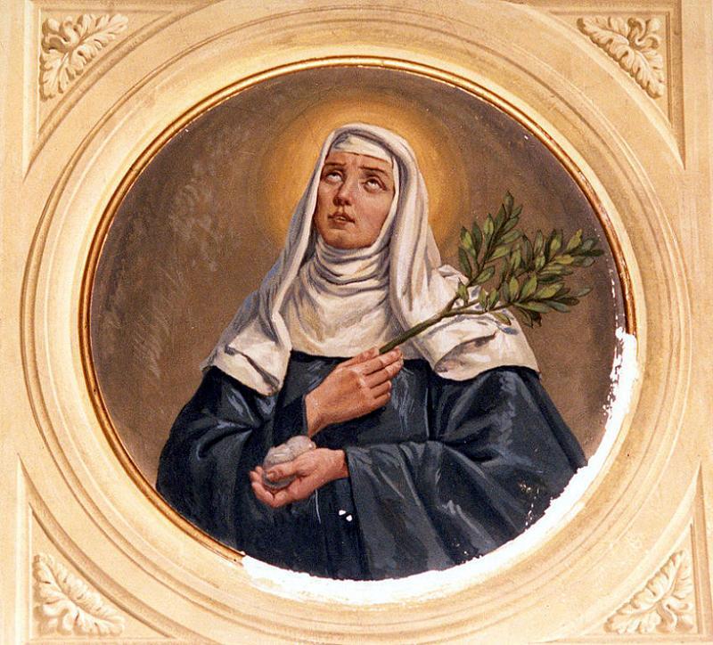 Saint Veronica Flowers