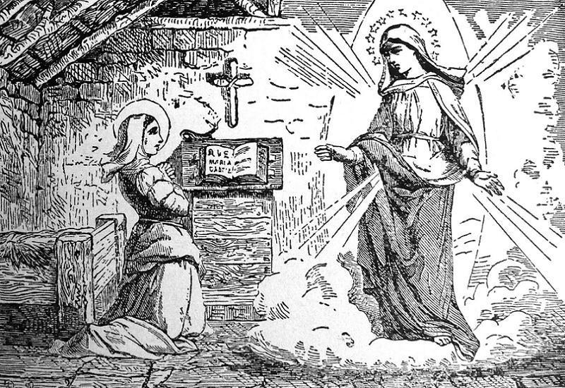 Saint Veronica Mary