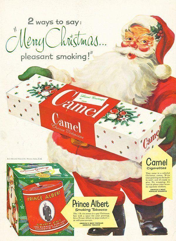 Vintage Camel Ads