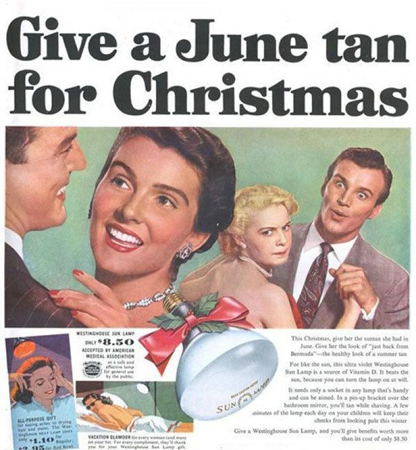 Weird Vintage Christmas Photos 2