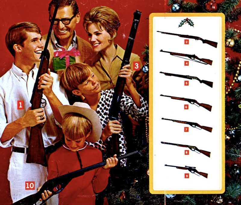 from chain smoking santa to gifting guns these vintage christmas ads are so offensive sexist and bizarre that its hard to believe theyre real - Vintage Christmas Photos