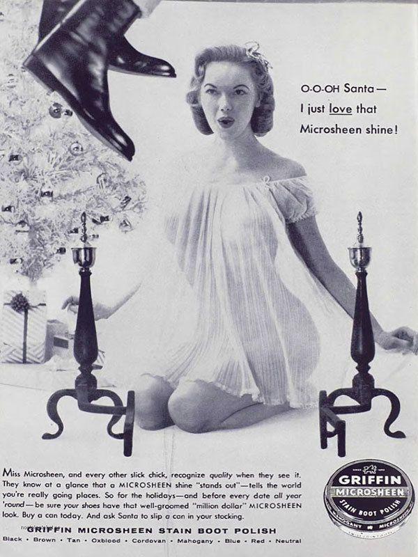 Vintage Microsheen Ads