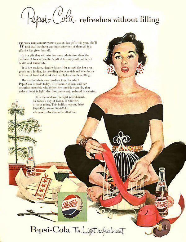 Vintage Pepsi Ads
