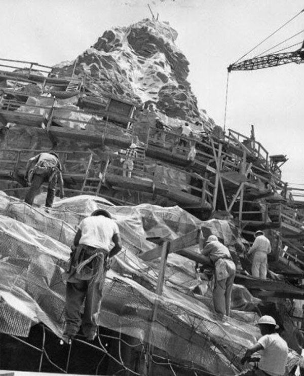Construction of the Matterhorn