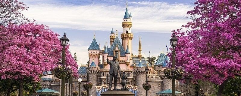 Vintage Disneyland Pictures