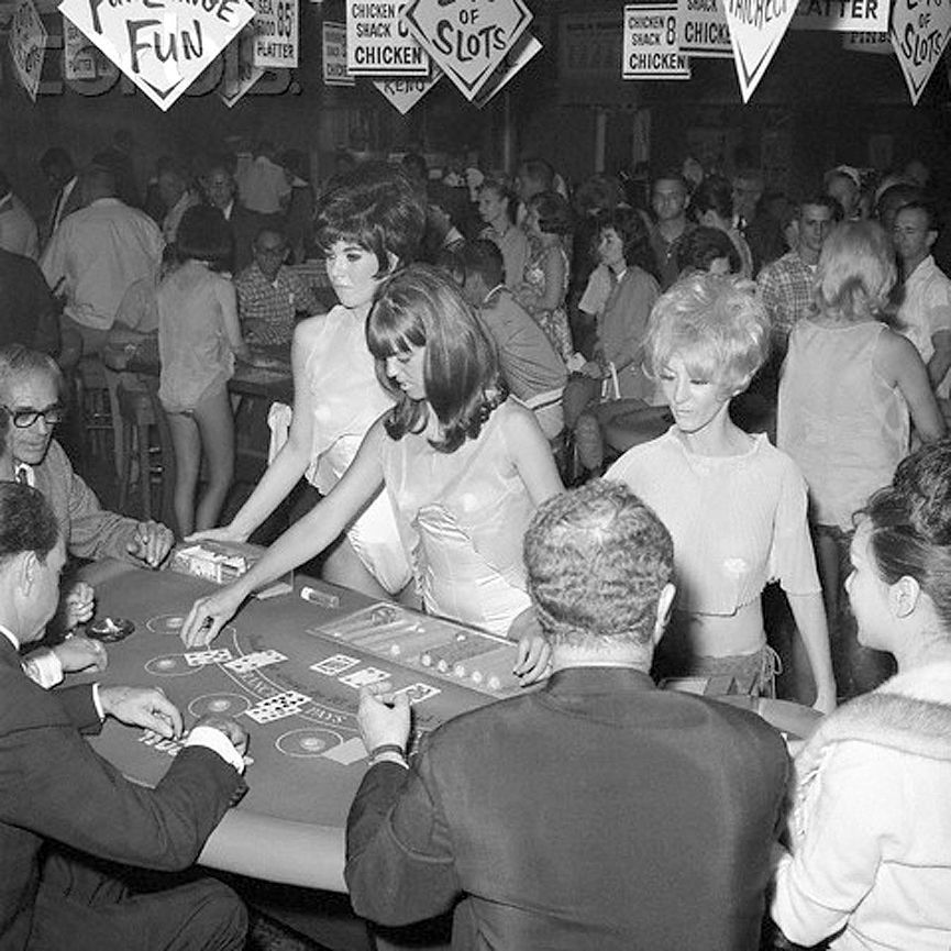 Vegas Blackjack Dealers