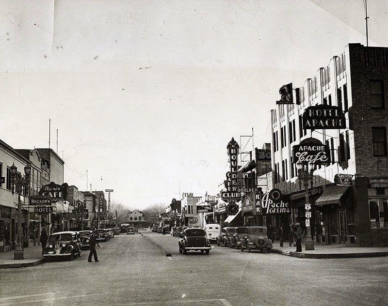 Vintage Las Vegas 1930s