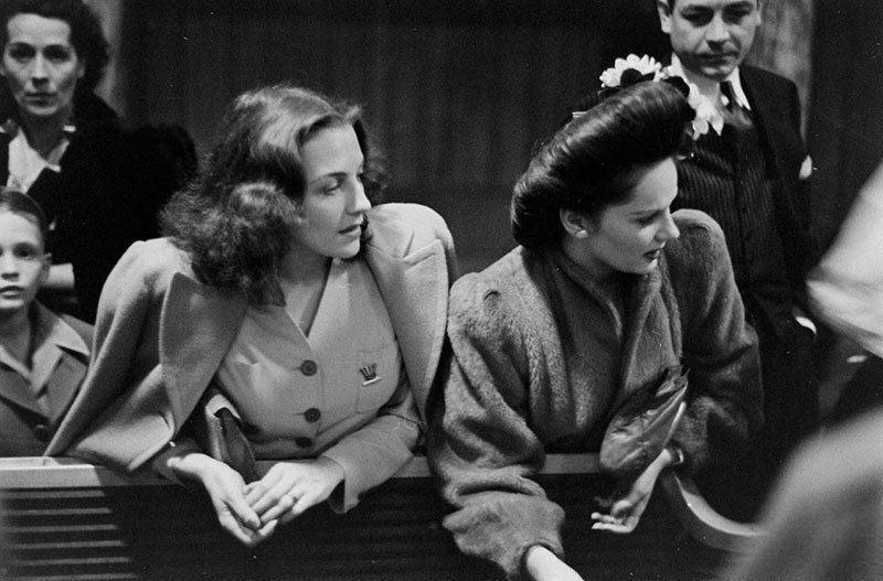 Vintage Las Vegas Female Gamblers